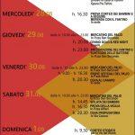 PROGRAMMA SETTIMANA DEL PALIO DI ASTI 2019 – Rione San Paolo
