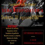 Cena Propiziatoria Rione San Paolo – 31 agosto – Palio di Asti 2019