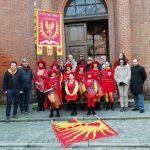Gli oro-rosso hanno celebrato la Festa Titolare per la Conversione di San Paolo