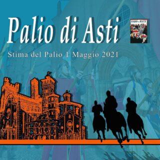 Sabato 1 Maggio 2021: Stima del Palio di Asti a Teatro Alfieri, in diretta su Facebook e Instagram